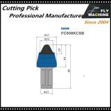 모터 그레이더를 위한 C858kcsb 1010880 Kennametal 노면 파쇄기 잎 공구