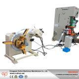 Alimentador servo del rodillo de la bobina del metal hecho en China (RNC-300HA)