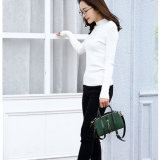 De nieuwe Trendy Handtas van de Schouder van de Vrouwen van de Totalisator van Crossbody van de Zwerfster van het Leer van Pu