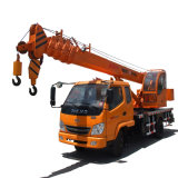 中国からの25t 35mのトラッククレーン製造