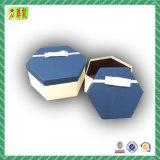 Projetar a caixa de presente de empacotamento de papel relativa à promoção