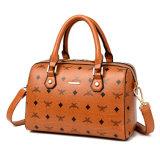 Senhora promocionais Crossbody Bag Lingue PU Leather Tote Bag Mala a tiracolo