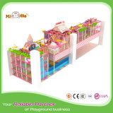 Newfashionable Kind-Spiel-Spielplatz Innen für Verkauf