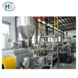 Planta gêmea do fabricante da extrusora de parafuso de China da fonte direta da fábrica