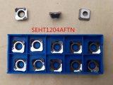 SEHT1204AFTN-83 carbide milling insérer pour le traitement de l'aluminium