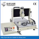 工作機械CNCはプラスチック切断の機械装置に用具を使う