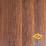 Schwarze Walnuss-hölzernes Korn-dekoratives Melamin imprägniertes Papier für Fußboden, Tür, Möbel und Furnier-Blatt vom chinesischen Hersteller