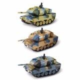 1/77의 소형 전기 작은 모델 RC는 척탄 통제를 가진 탱크를