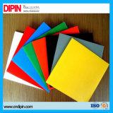 PVC libero 1-25mm, strato della gomma piuma della gomma piuma del PVC di colore