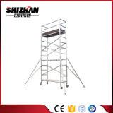 O alumínio/Metal da estrutura de andaimes principal utilizado na construção