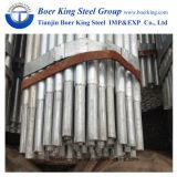 2018円形のSecationの形BS1387のQ195によって前電流を通される炭素鋼のGIの管
