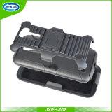 LG K10の包装のための車の磁石のホールダーをHuawei P9/P10の使用のための新しいArrivall Alibabaの熱い販売のホルスターの箱カバー