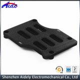 Máquinas CNC sobressalente de alumínio destinadas ao sector aeroespacial peças metálicas de Hardware