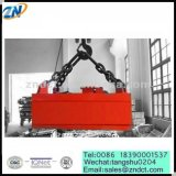Rechthoekige Vorm MW22-250100L/3 die Electromgnet voor de Behandeling van de Staven van het Staal opheffen