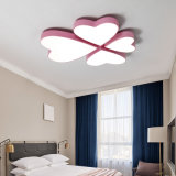 Indicatore luminoso di soffitto dell'interno acrilico del ferro creativo moderno LED per la camera da letto