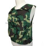 Type de base en Kevlar confortables Matériau soft Body Armor GO12A2