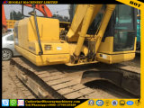Equipos de construcción usadas de excavadora Komatsu PC130-7