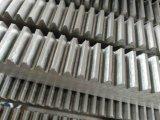 Raccords automatiques de porte en acier au carbone pignon denté Rack