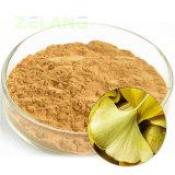 Lattoni di Terpence del glicoside dei flavoni della polvere dell'estratto del foglio di 24:6 dell'estratto di Biloba del Ginkgo