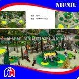 Загородка напольной спортивной площадки пластичная для потехи игры детей