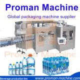 300bph 20L/18,9 l 5 galão de água do vaso do canhão da máquina de enchimento para a Família Office Purificador de Água