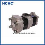 フォークリフトのための高圧油圧二重ギヤポンプCbkl