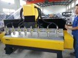 O OEM presta serviços de manutenção ao gravador do router do CNC da máquina de gravura de madeira do CNC do certificado do ISO do CE