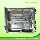 CNC обрабатывающий алюминиевой верхней половины трансмиссии