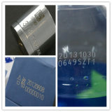 Faser-Laser-Edelstahl-Metallaluminiummarkierungs-Maschine