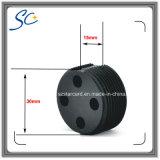Modifica impermeabile della gomma di frequenza ultraelevata RFID di iso 18000-6c con il campione libero
