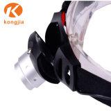 Wasserdichter leistungsfähiger nachladbarer Scheinwerfer der Leistungs-LED
