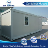 Camera prefabbricata mobile del contenitore di 40FT per l'ufficio provvisorio