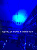 Blue R10 E-MARK conducir luz LED de trabajo para la seguridad de la máquina (GT1013B-48W)