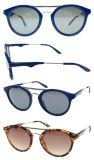 Óculos de sol de Lense Plastic&Metal do espelho do projeto das vendas por atacado