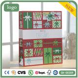 De boog-Band van de Supermarkt van Kerstmis de Zakken van het Document van de Gift van de Kleding van het Stuk speelgoed