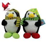 Het professionele OEM van de Fabriek Stuk speelgoed van de Pinguïn van de Pluche voor Jonge geitjes