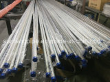 Vrije Steekproef 304 Roestvrij staal Gelaste Pijp