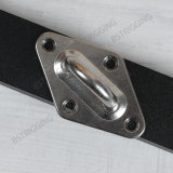 陰の帆設定のためのステンレス鋼のDimondのパッドの目