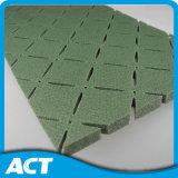 高性能のテニスの人工的な草のマットはスポーツの草をマルチ使用する