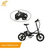 16inch elegante plegable Ebike con el motor del eje para los adultos y los niños
