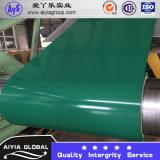 Aço galvanizado revestido de cor de papelão ondulado de telha PPGI
