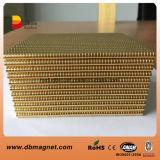 Magnetische de Motoren van NdFeB van de Zeldzame aarde van de cilinder