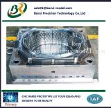 Maquinado CNC de OEM de moldeo por inyección rápida de prototipos de