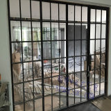 Metal Exterior Security Hand Stainless Steel Doors
