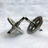 CNC 철사 절단기를 위한 가이드 바퀴 폴리
