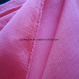 Polyester-Jacquardwebstuhl-Check-Rohseide-Gewebe mit antistatischem für Kleid