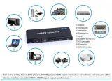 De hete Verkopende Steun 3D 1080P Hdcp van de Splitser HDMI 1X4