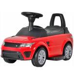 레인지로바는 작았던 차 장난감에 아이 탐을 허용했다