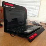 Freier justierbarer Computer-Tastatur-acrylsauerstandplatz