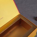 Caixa e saco de empacotamento do papel do Ea com logotipo personalizado